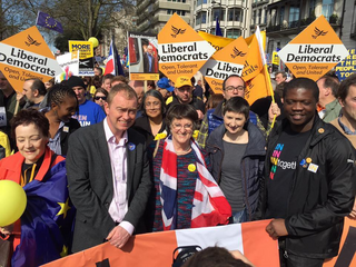 LD group March For Europe